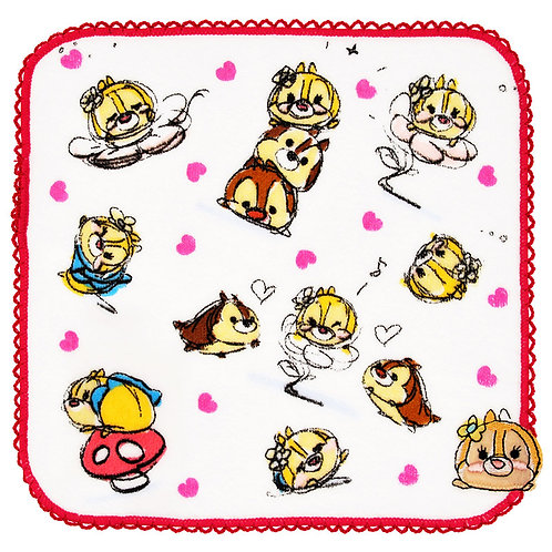 Body Care Collection -  Chip and Dale Tsum Tsum Towel