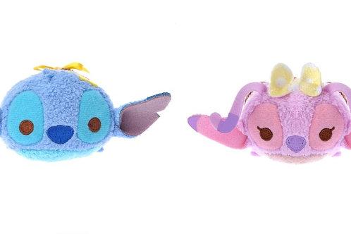 Valentine 2016 Tsum Tsum  - Stitch & angel