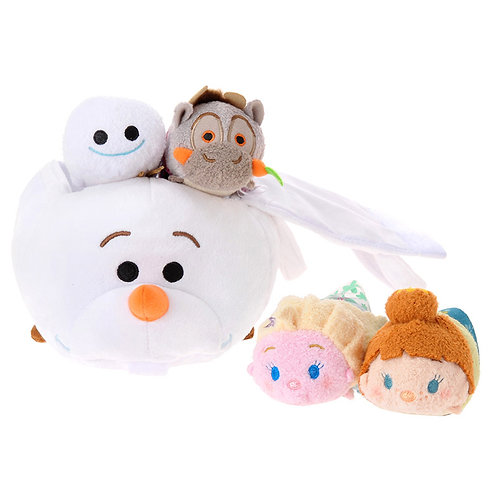 DISNEY TSUM TSUM DECORATION - USA disney : Frozen Tsum Tsum Bag Set collection