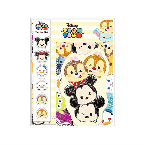 TSUM TSUM Sketch Series Letter Set