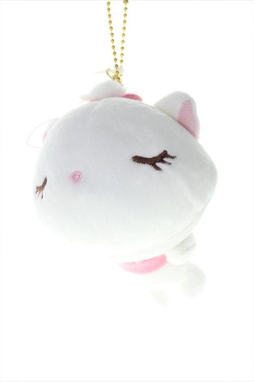 Plushie Keychain Collection - Muchy Marie Cat Plushie Keychain