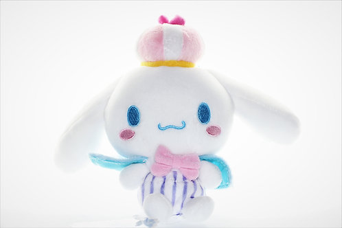 Plushie Keychain Series: Japan Exclusive  Cinnamoroll Anniversary King Plushie