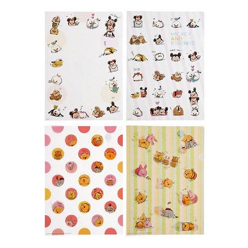 File Collection - Disney Tsum Tsum Sketch File Set (4pc)