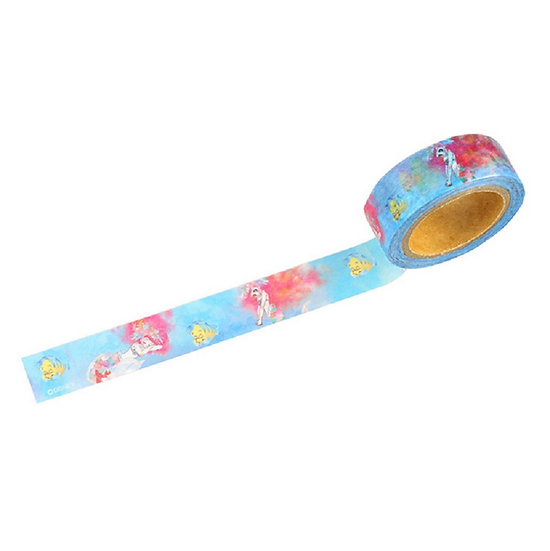 Little Mermaid Party in the sea series Washi Tape