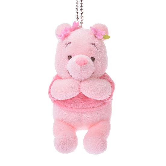 Plushie Keychain Collection : Winnie The Pooh Sakura 2020 Plushie Keychain