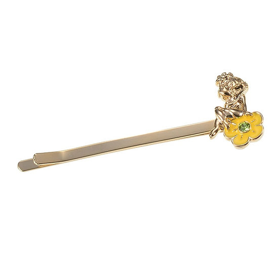 Hair Pin Collection -   Clarice Flower Hair Pin