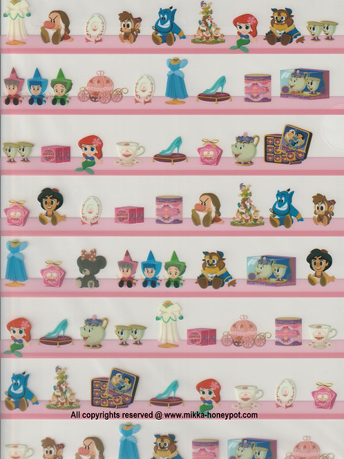 File Collection - Disney Toy Collection File ( 1 pc set )
