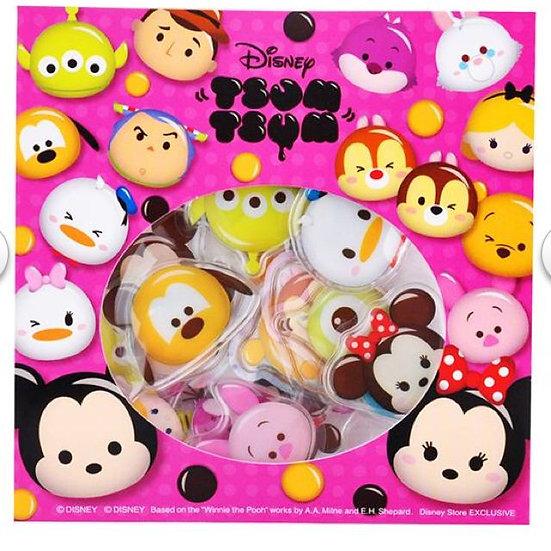 Sticker Pack Collection - Mickey & Friend Tsum Tsum Choco Pop Sticker Pack