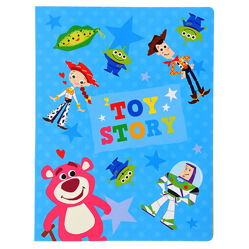 L size Memo pad :  Toy Story