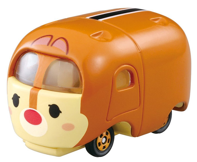 TOY Collection - Dale Tsum Tsum  Tomica Car