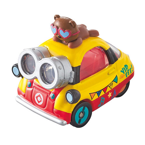 TOY Collection - Universal Studio Japan MAYHEM PARTY Minions Takara Tomy Car