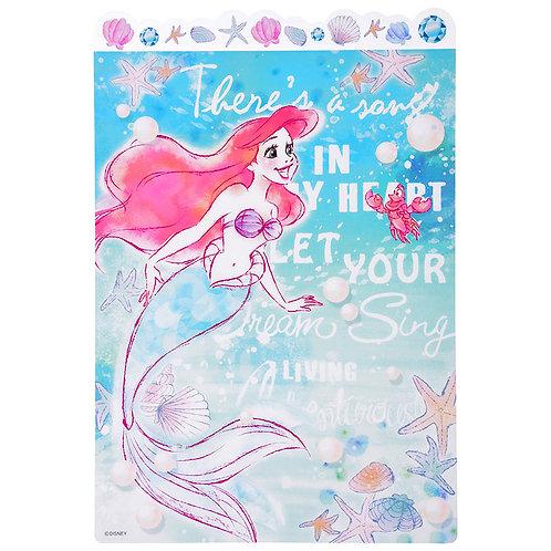 Underlay Series - Little Mermaid