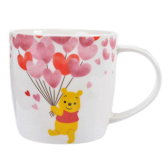 Mug Series : Heartful time series - Winnie the Pooh & Piglet Mug
