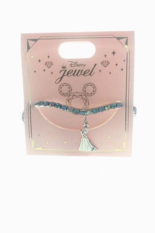 Princess Bracelet Series : Frozen Elsa Diamond Bracelet