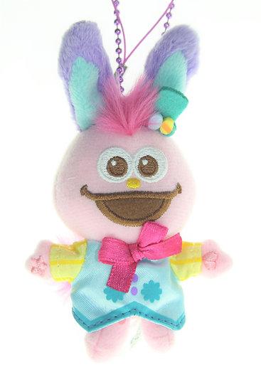 Keychain Plushie Series: Osaka Universal Studio Sesame street Moppy Easter party