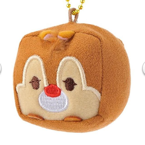Plushie Keychain Collection -Square box Series - Chip plushie keychain