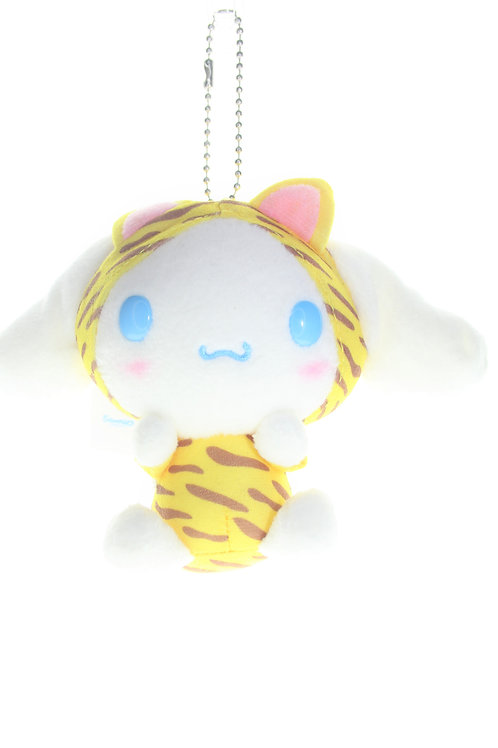 Plushie Keychain Series: Osaka Exclusive Edition Cinnamoroll in Tiger Costume
