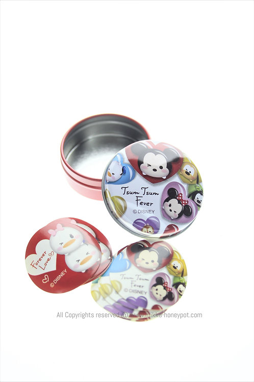 Sticker Pack Collection - Mickey & Friends Tsum Tsum Candy Tin Sticker