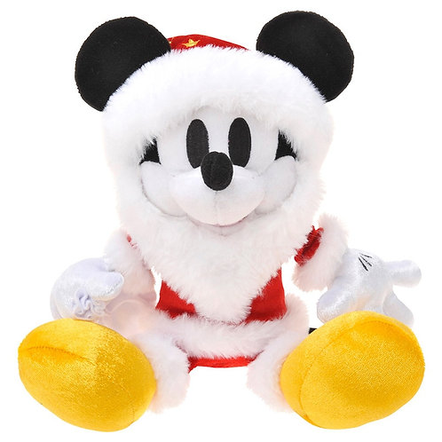 Christmas Special : Mickey Santa Plush 2015