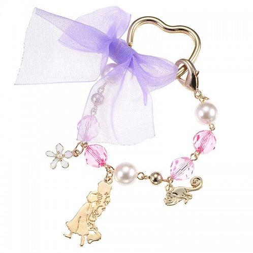 Bag Decoration Collection - Bag charm Rapunzel Pearl
