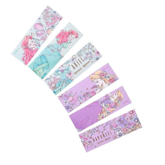 Sticker Pack Collection - Ariel & Rapunzel Flower Decoration Tape