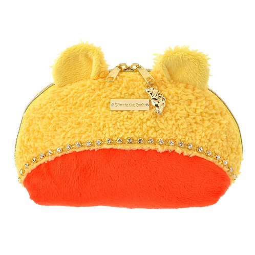 Make-up Pouch Collection : Sweet Glitter Winnie the Pooh Pooh pouch