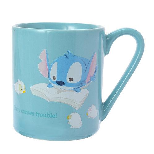Mug Series : Tsum Tsum Stitch Reading Mug