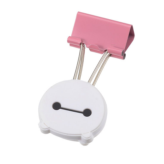 Stationary Accessories - Baymax Tsum Tsum Clip