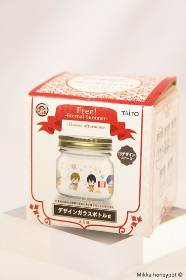 Animation Collection - Iwatobi Swim Club /Free! Taito Prize Candy Jar