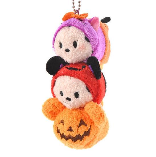 Tsum Tsum Stack Stack- Mickey & Minnie Halloween