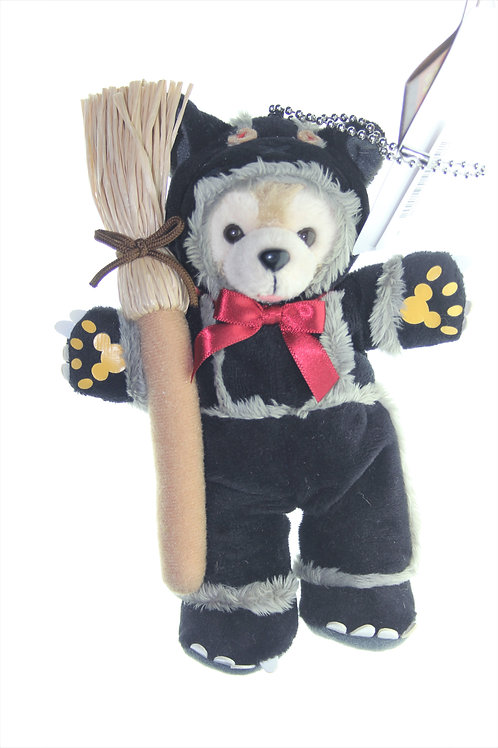 Duffy & Friend Collection - Duffy Halloween Encore Collection Plushie Keychain