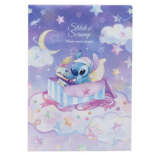 File Collection - Lilo & Stitch - Pajamas Party Starry Night  (01pc)