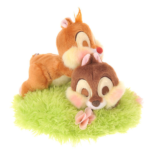 Plushie Collection - SPRING FOREST Series Chip & Dale Sleeping Plushie Doll