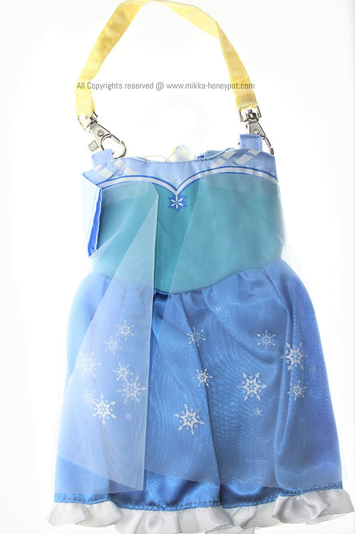Mobile Case Pouch Collection: Frozen Elsa Dress Mobile Coin Case Pouch