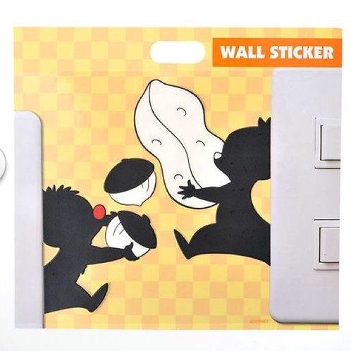 Wall sticker collection - Chip & Dale wall sticker