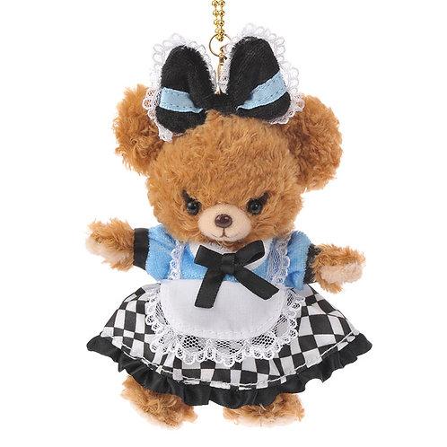 ibearsity Keychain Collection -  Pudding Unibearsity Alice in Wonderland - Alice