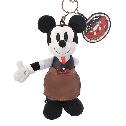 Plushie Keychain Series : HAPPY TEA TIME Mickey