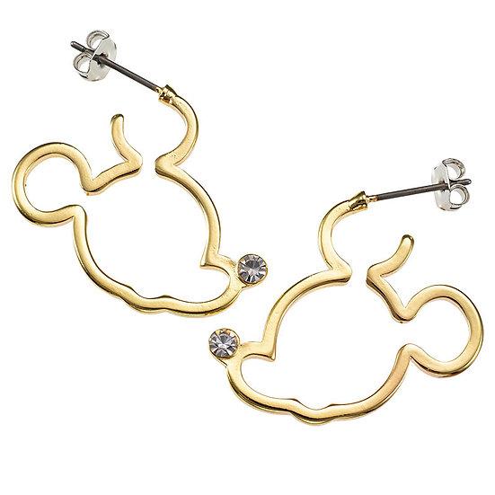 Simple One Earring series - Mickey Hook Earring