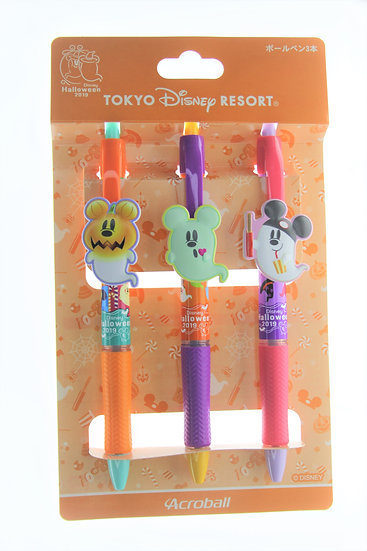 Acroball Series :Japan Disney Resort halloween 2019 Acroball Set