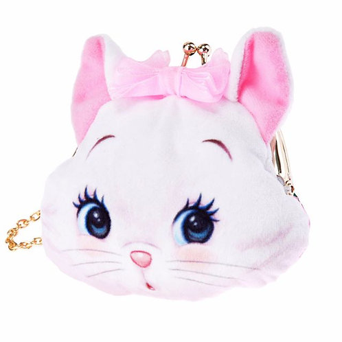 Coin Pouch Collection : Kiss Me! Cat Marie Cat Coin Purse
