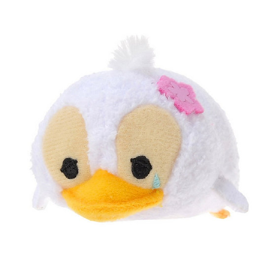 S size Tsum Tsum - Stitch Anniversary : Duckling