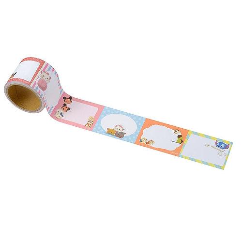 Memo Collection  - Tsum Tsum Friendship Fun Sticky Memo Roll