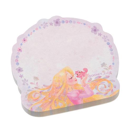 Sticky Pad Series: Pink Ribbon Princess Rapunzel memo
