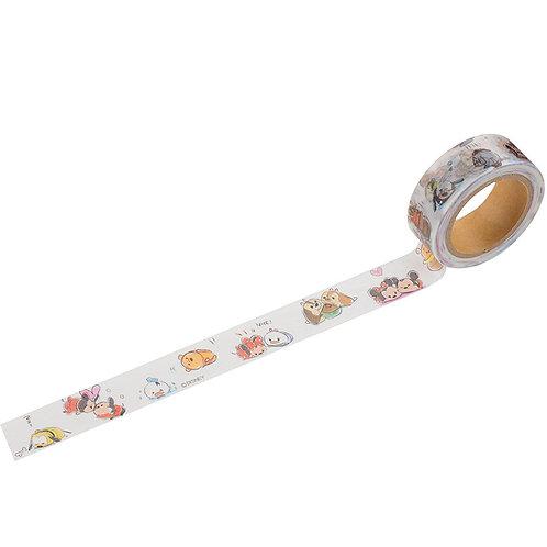 Washi Tape Collection - Mickey & Friends Tsum Tsum Sketch fun Washi Tape