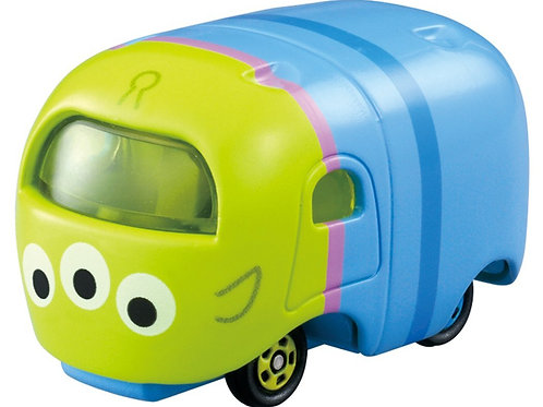 TOY Collection - Toy Story Alien Tsum Tsum Tomica Car