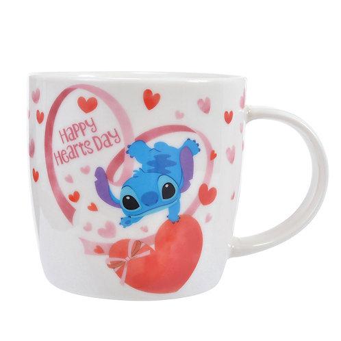 Mug Series : Heartful time series - Stitch & scrump Mug