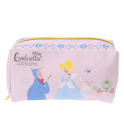 Make-up Pouch Collection  : Cinderella Storybook make up pouch