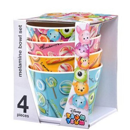Bowl Collection Series : TSUM TSUM Drawing Candy Dessert Bowl Collection