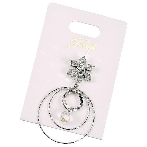 Hair Clip Collection - Elsa Hair Cuff Snowflake Swing