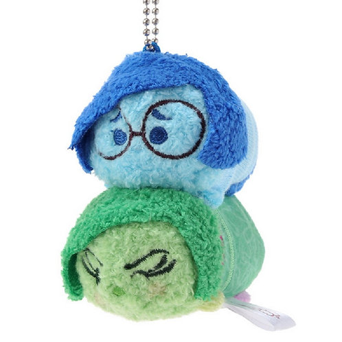 Tsum Tsum Stack Stack -Inside Out : Sad & Disgust